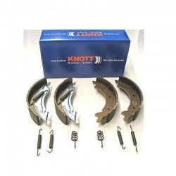 KIT COMPLETO JUEGO ZAPATAS KNOTT-D 200 MM